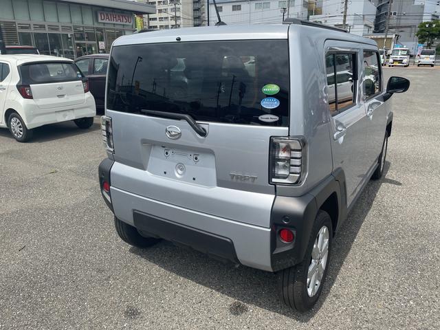 タフトG(山口県)の中古車