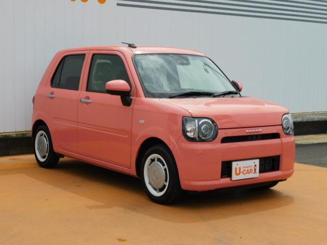 ミラトコットG SAIII 走行距離11,194km 弊社デモカーUP車(福岡県)の中古車