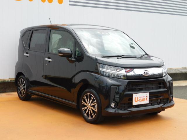 ムーヴカスタムXリミテッド SAIII 走行距離7,316km(福岡県)の中古車