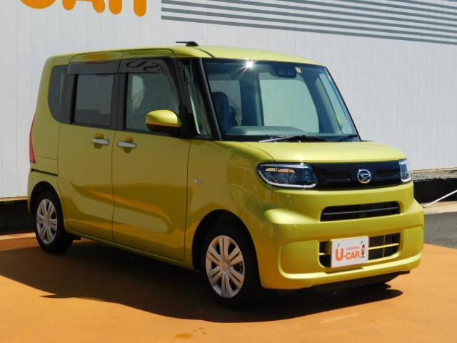 タントX パノラマモニター 走行距離9,671km ワンオーナー車(福岡県)の中古車