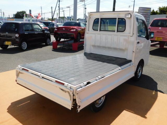 ハイゼットトラックスタンダード 走行距離39,685km 4WD 4速AT(福岡県)の中古車