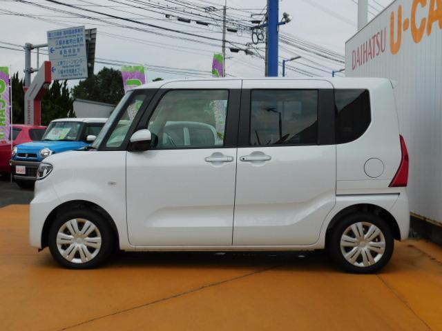 タントXターボ 走行距離11km パノラマモニター LEDライト(福岡県)の中古車