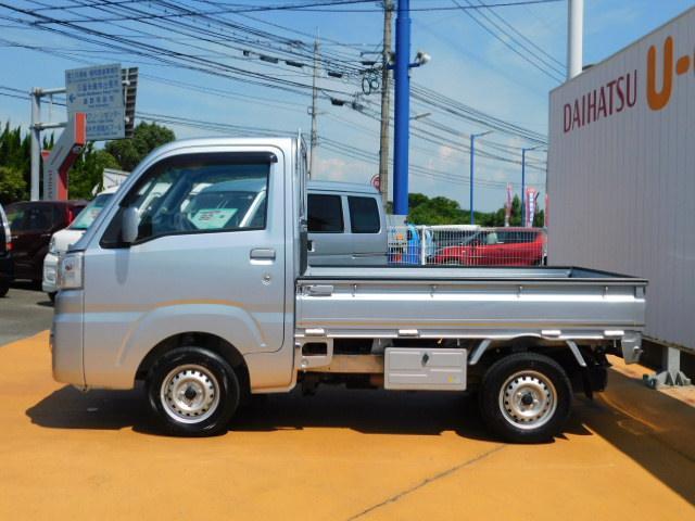ハイゼットトラックEXTワンオーナー車 キーレス 4WD 4速AT 走行距離33,699km(福岡県)の中古車