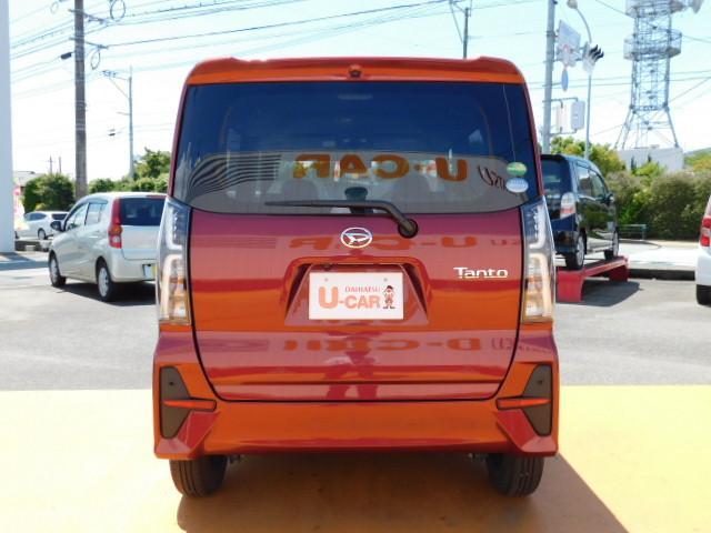 タントカスタムX弊社デモカーUP車 バックカメラ LEDヘッドライト 左右パワースライドリヤドア搭載 キーフリー 走行距離11,975km(福岡県)の中古車