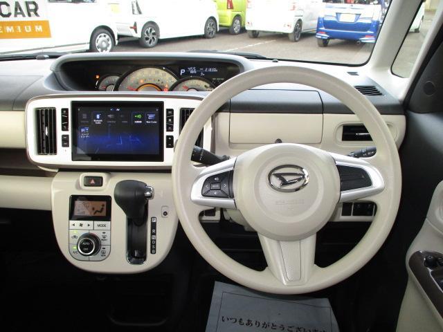ムーヴキャンバスGメイクアップ SAII 両側Pスライド スマートキー(大分県)の中古車
