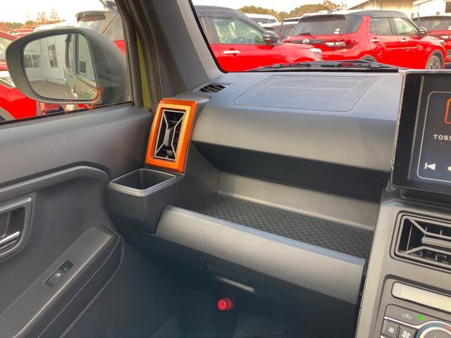 タフトGターボパノラマモニター対応 シートヒーター 純正9インチディスプレイオーディオ(大分県)の中古車