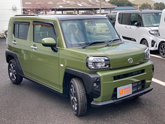 タフトGターボシートヒーター バックカメラ(大分県)の中古車