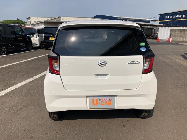 ミライースX SAIIILEDヘッドライト 純正CDオーディオ サポカー 1年保証付き(大分県)の中古車