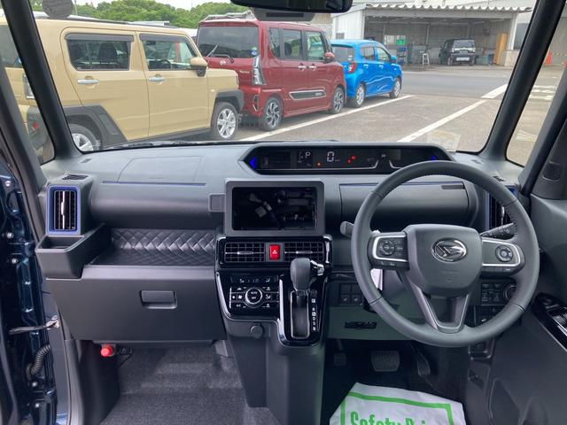 タントカスタムRSスタイルセレクションターボ車 両側パワースライドドア シートヒーター ETC バックカメラ(大分県)の中古車