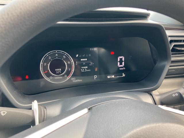 ロッキーGターボ車 バックカメラ シートヒーター コーナーセンサー 純正17インチアルミホイール(大分県)の中古車