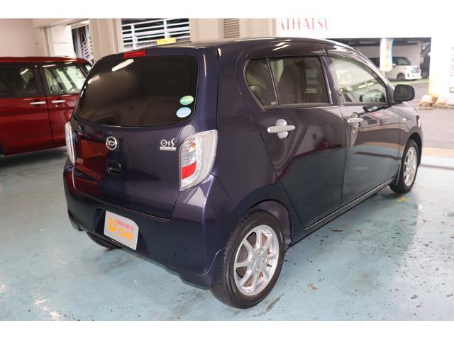 ミライースX スマートセレクションSA衝突被害軽減ブレーキ CDオーディオ キーレス(長崎県)の中古車