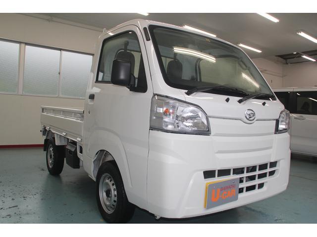 ハイゼットトラックスタンダード 2WD 5MT 手引き式パーキングブレーキ(長崎県)の中古車