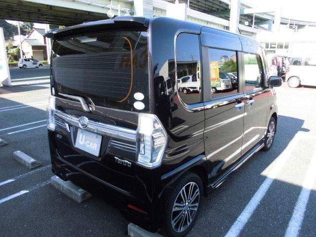 タントカスタムRS トップエディションSA (福岡県)の中古車