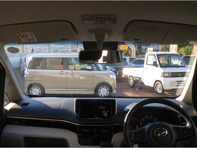 ムーヴXリミテッドII SAIIILEDヘッドライト キーフリー アルミホイール 走行距離2.595km(福岡県)の中古車