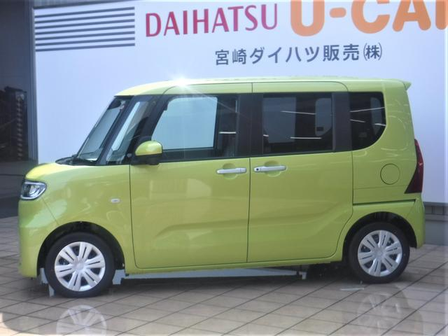 タントX(宮崎県)の中古車