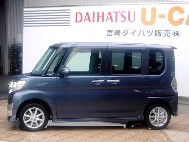 タントカスタムX(宮崎県)の中古車