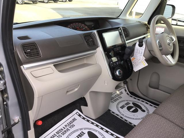 タントG SAIII両側パワースライドドア キーフリー スマートアシスト オートライト オートライト ナビゲーション(福島県)の中古車