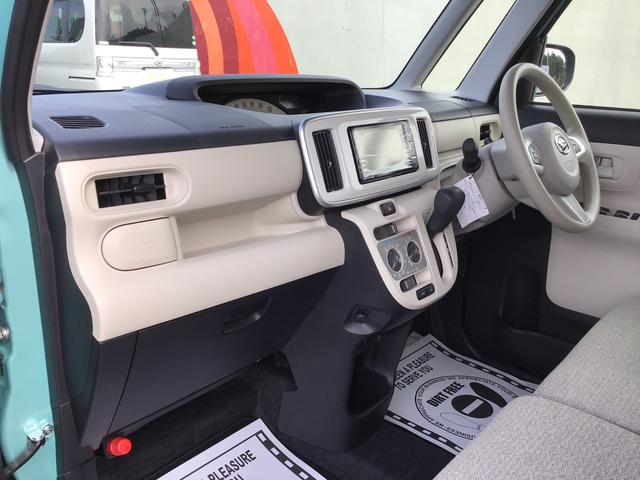 ムーヴキャンバスL SAIIIスマートアシストIII オートライト エアコン パワーステアリング スライドドア キーレス(福島県)の中古車