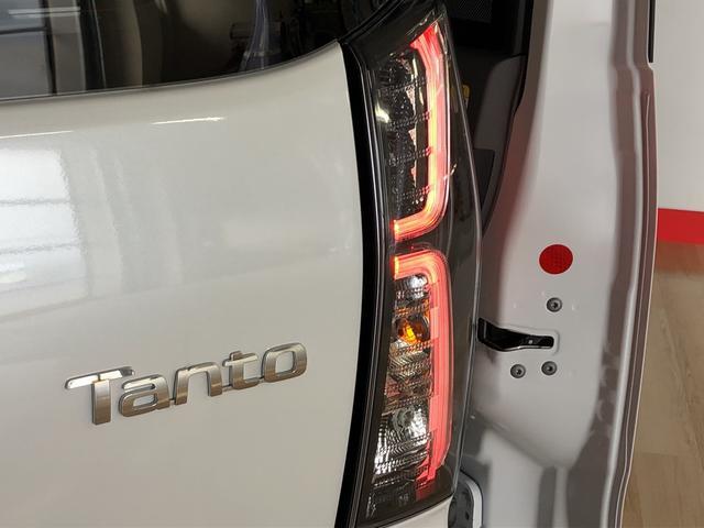 タントカスタムRS/2WD/CVT/両側電動スライドドア/ターボ車(宮城県)の中古車