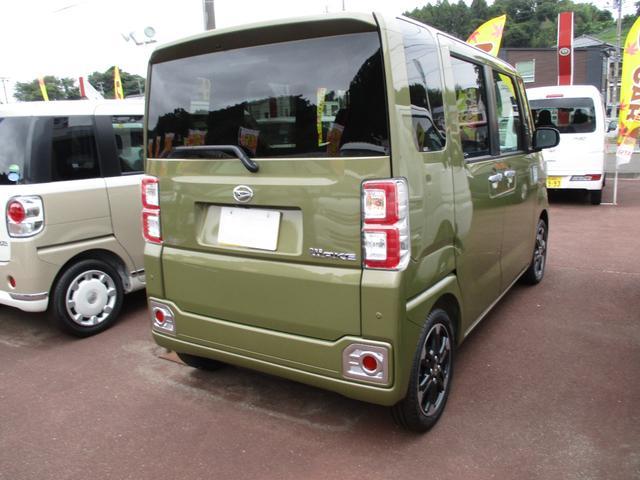 ウェイクGターボリミテッドSAIII(宮城県)の中古車