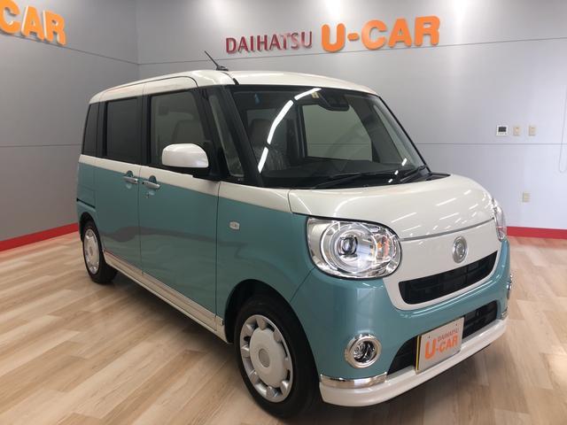 ムーヴキャンバスGメイクアップリミテッド SAIII(宮城県)の中古車