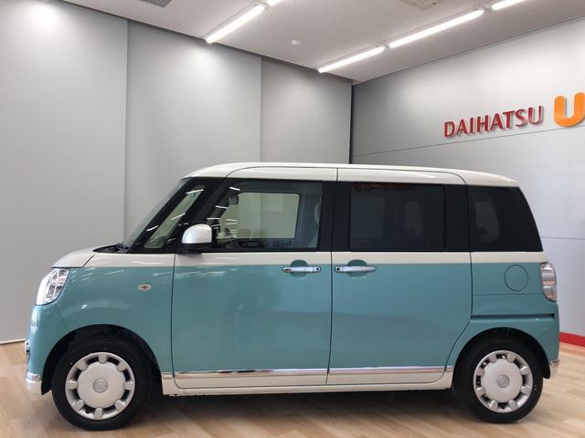 ムーヴキャンバスXメイクアップリミテッド SAIII(宮城県)の中古車