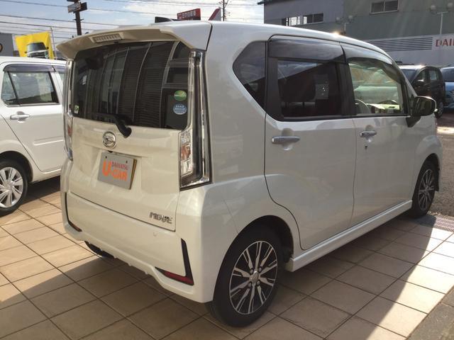 ムーヴカスタム XリミテッドII SAIII(秋田県)の中古車