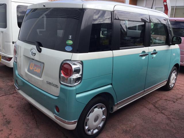 ムーヴキャンバスGメイクアップリミテッド SAIII(秋田県)の中古車