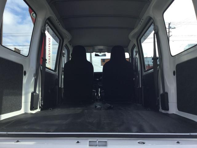 ハイゼットカーゴスペシャルパートタイム4WD ハイルーフ オートライト 助手席エアバッグ マニュアルエアコン(秋田県)の中古車