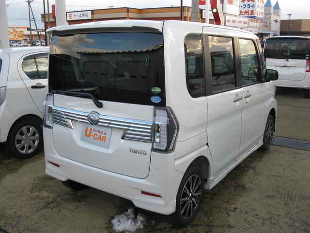タントカスタムX トップエディションSAIII (秋田県)の中古車