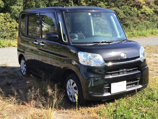タントX SAIII(岩手県)の中古車