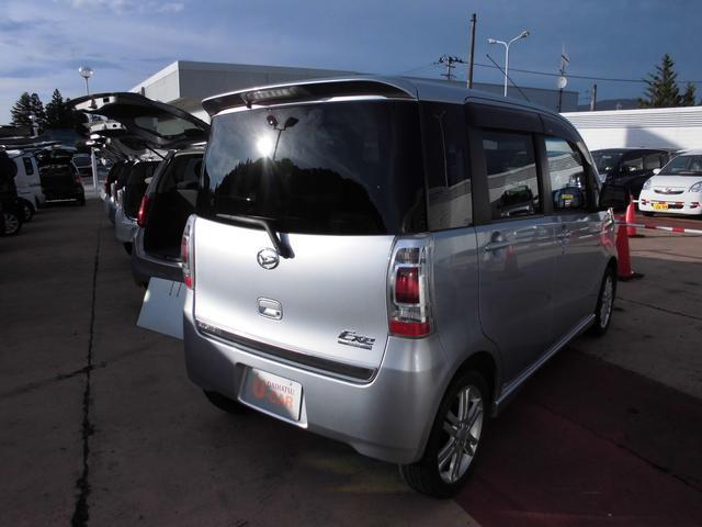 タントエグゼカスタムRS (岩手県)の中古車