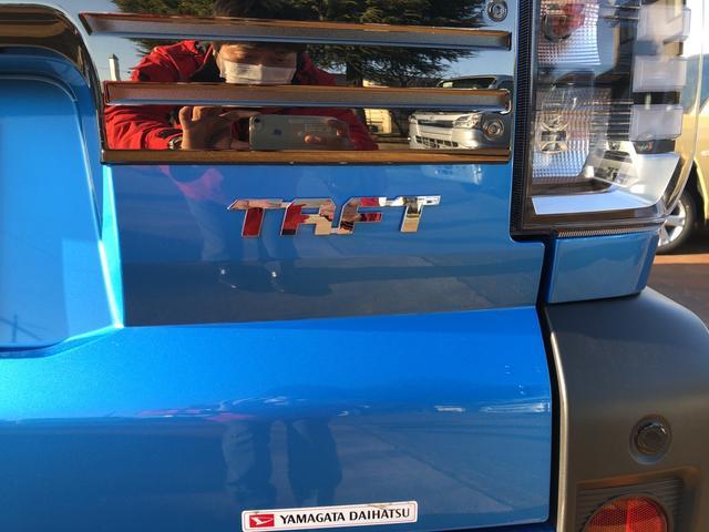 タフトGLEDヘッドランプ・アルミホイール・バックカメラ・USBソケット(山形県)の中古車