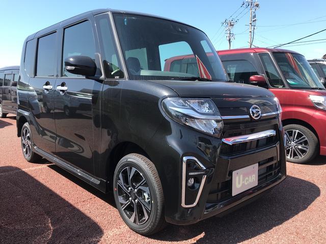 タントカスタムXセレクション(秋田県)の中古車
