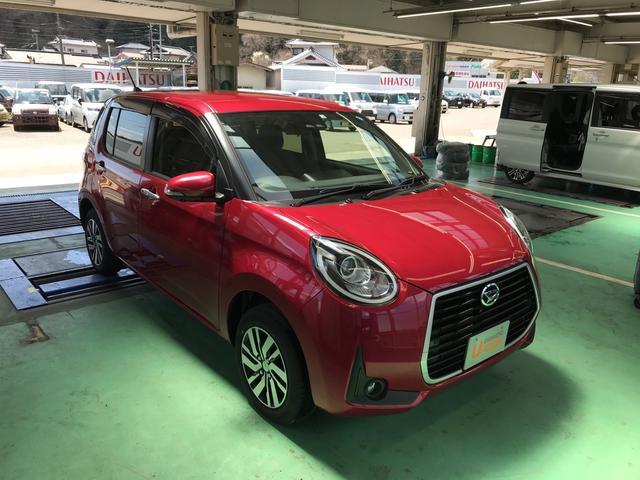 ブーンシルク Gパッケージ SAIII(福島県)の中古車
