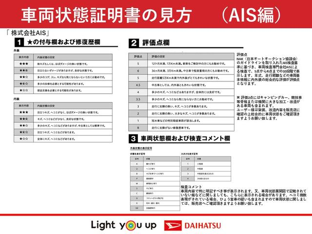 ミライースL SAIII4WD 衝突回避支援システム搭載車 Rカメラ キーレスエントリー(島根県)の中古車