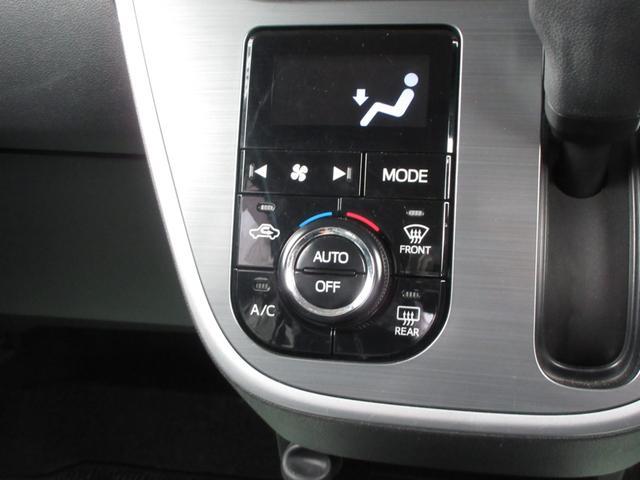 ムーヴカスタム Xワンオーナー LEDヘッドライト プッシュボタンスタート スマートキー オートライト 純正アルミ  CDデッキ(島根県)の中古車