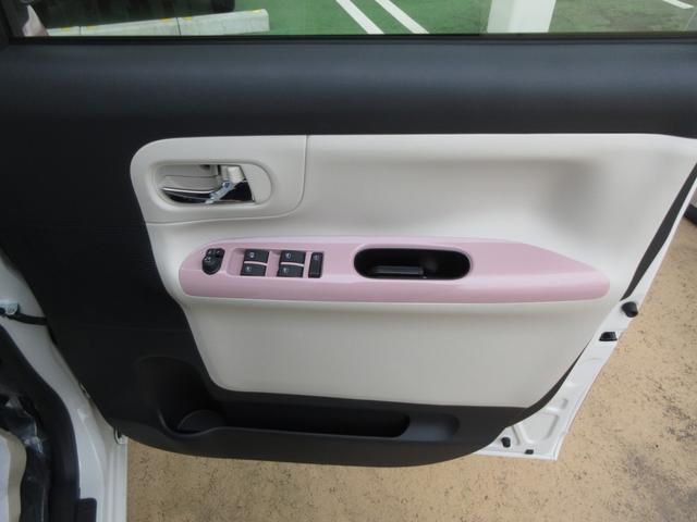ムーヴキャンバスXメイクアップリミテッド SAIIIツートンカラー 両側パワースライドドア 衝突回避支援システム搭載オートライト スマートキー プッシュボタンスタート(島根県)の中古車