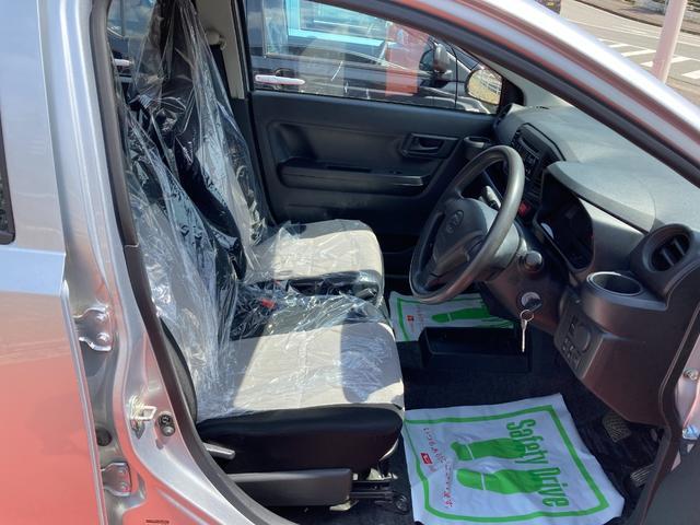 ミライースB SAIIIワンオーナー 衝突回避支援システム搭載 CDデッキ(島根県)の中古車