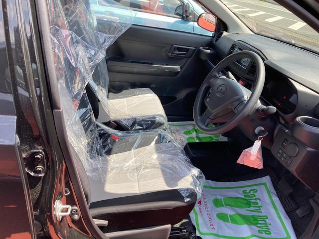 ミライースL SAIII衝突回避支援システム搭載 CDデッキ(島根県)の中古車