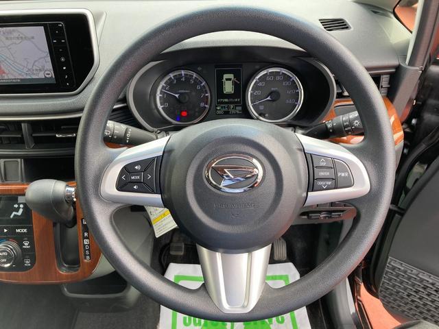 ムーヴカスタム X ハイパーSAIIワンオーナー LEDヘッドライト ナビ ドライブレコーダー ETC プッシュボタンスタート スマートキー オートライト 純正アルミ 衝突回避支援システム搭載車(島根県)の中古車