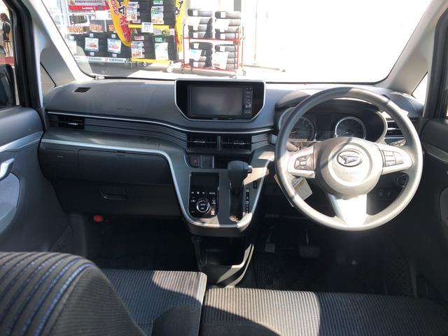 ムーヴカスタム X SA2 ナビ付 バックカメラ オートライト(山口県)の中古車