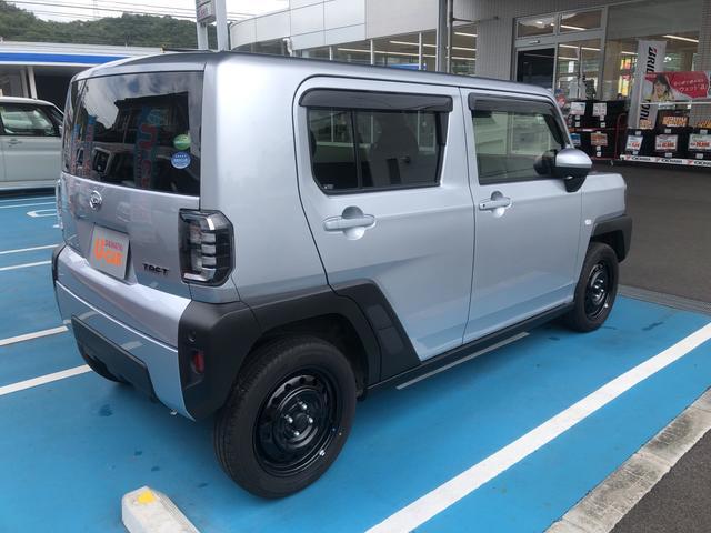 タフトX(山口県)の中古車