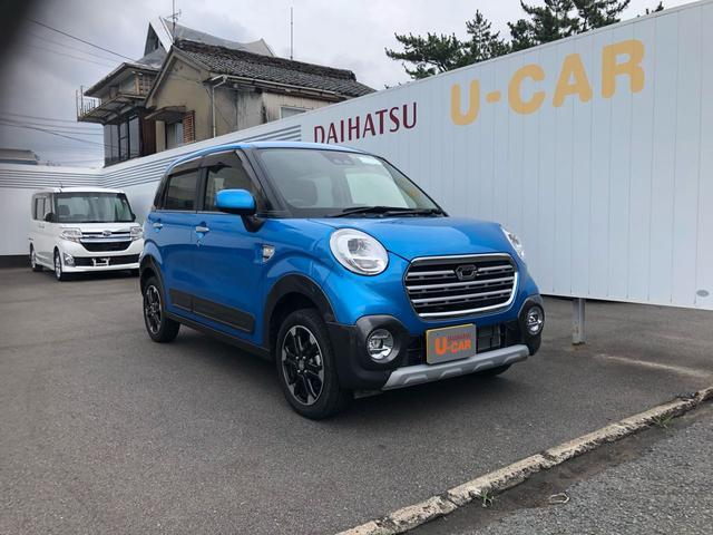 キャストアクティバG SAIII(山口県)の中古車
