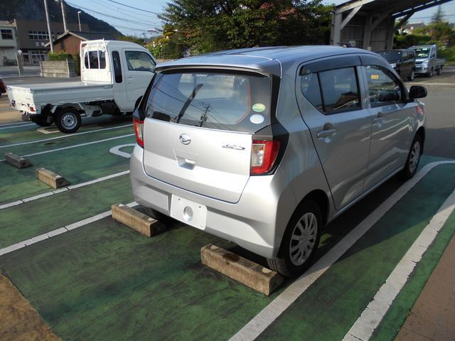 ミライースL(山口県)の中古車