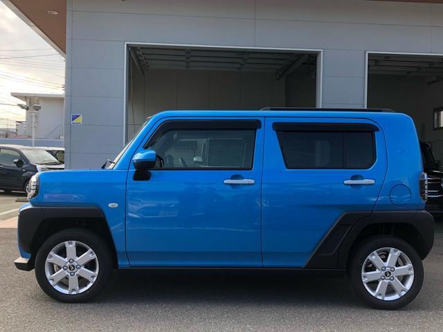 タフトG バックカメラ ガラスルーフ 電動Pブレーキ シートヒータ(山口県)の中古車