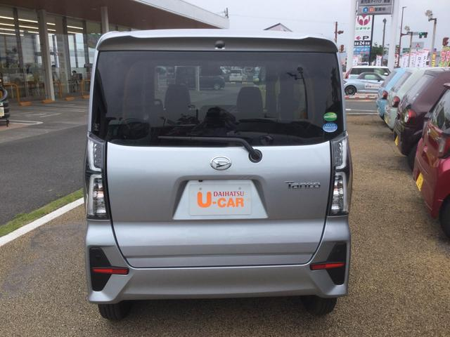 タントカスタムX(鹿児島県)の中古車