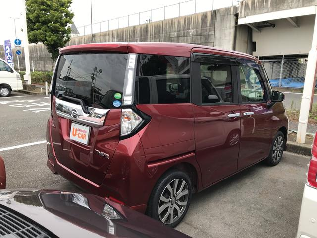 トールカスタムG ターボ SAIII 衝突被害軽減ブレーキ(熊本県)の中古車