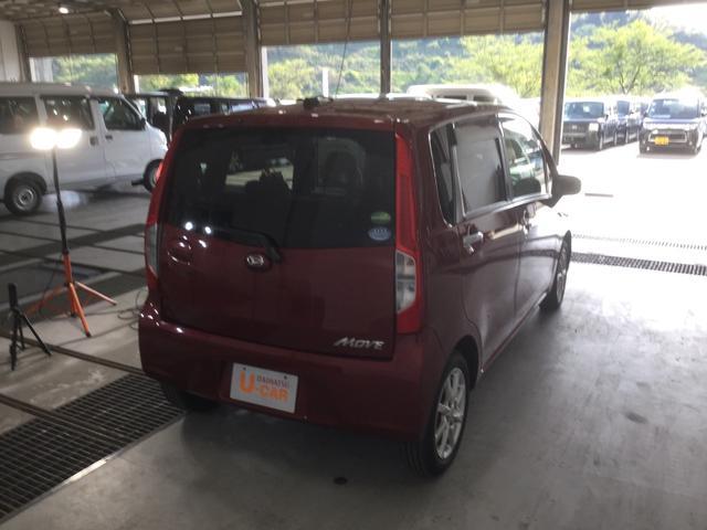 ムーヴXターボ SA(鹿児島県)の中古車