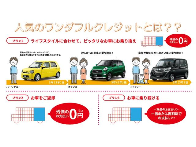 ムーヴキャンバスXメイクアップリミテッド SAIII 両側電動スライドドア(石川県)の中古車